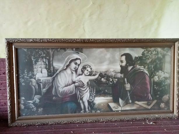 Oddam obrazy z wizerunkami świętych