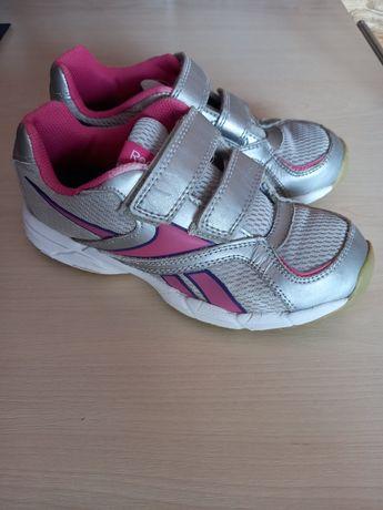 Кросівки Reebok на дівчинку 33р., кроссовки, босоніжки