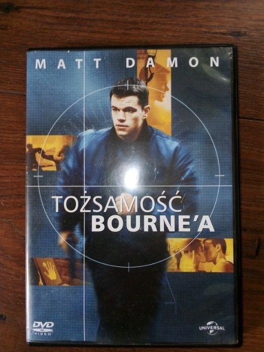"""Film na DVD """"Tożsamość Bourne'a"""" Dygowo - image 1"""