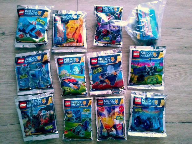 Mini zestawy Lego Nexo Knigts - 10 sztuk