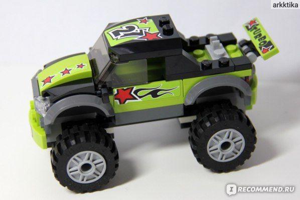 Конструктор Lego 60055