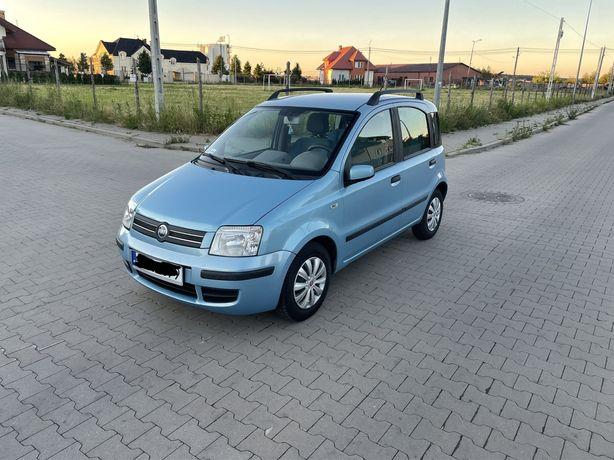 Fiat Panda 1.1 benzyna Klimatyzacja