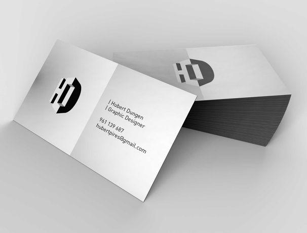 Designer Gráfico • Arte Digital • Logos • 3D | Hubert Dungen