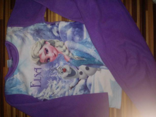 Piżamka polarowa roz.122