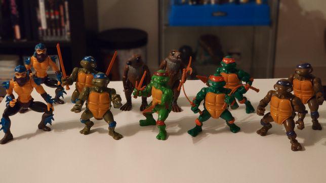 Figuras Tartarugas Ninja - TMNT 1988