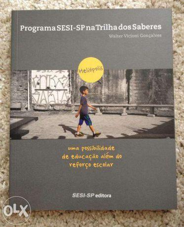 Livro Programa SESI-SP na Trilha dos Saberes
