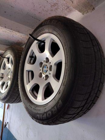 Felgi BMW 16 z oponami zimowymi 225/55r16 e60