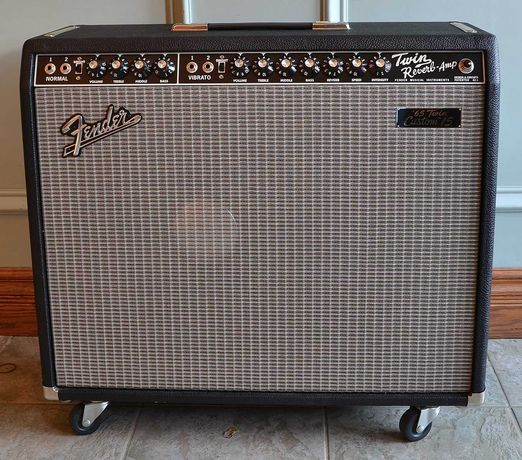 Fender Twin Reverb 65 custom