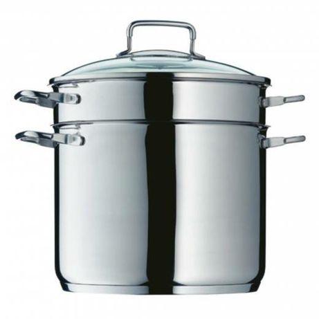 WMF Garnek do gotowania makaronu + wkład 7l *NOWY *