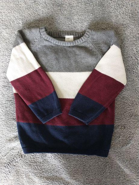 Sweterek r.80 H&M