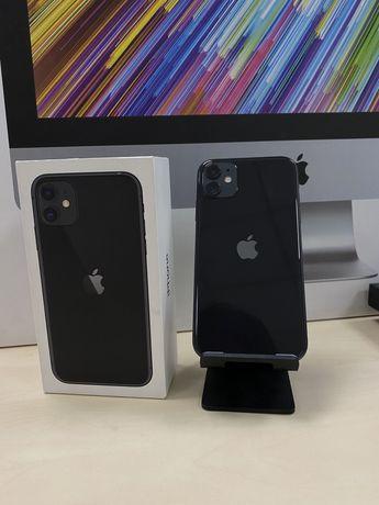 iPhone 11 64 GB Black Гарантия от Магазина