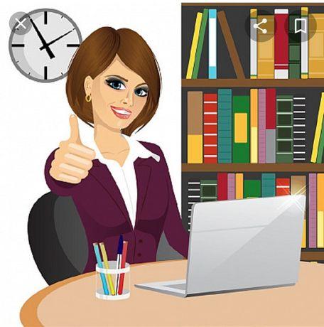 Услуги бухгалтера, консультации, помощь