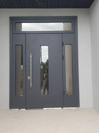 Двері вхідні виробництвом то