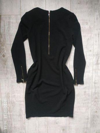 Чудове плаття на блискавці (молнии) з карманами