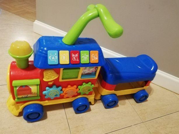 chodzik, pchacz lokomotywka