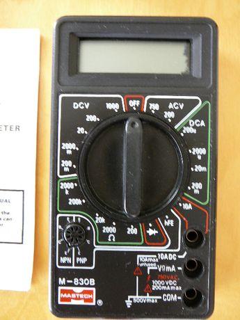 Miernik cyfrowy Mastech M-830B
