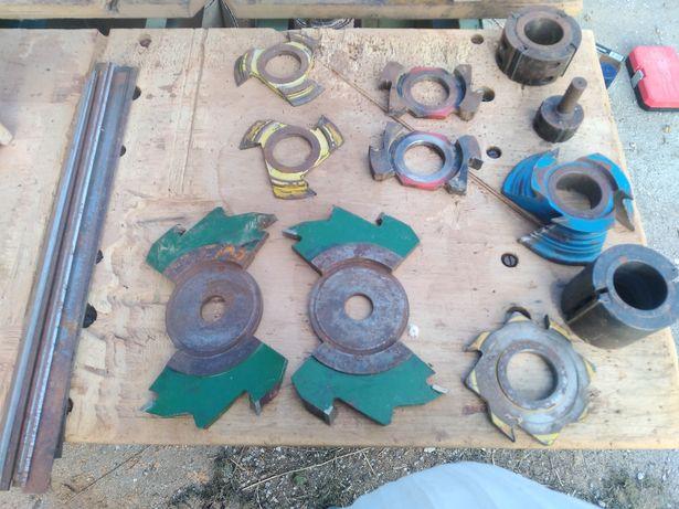 Material diverso para carpintaria