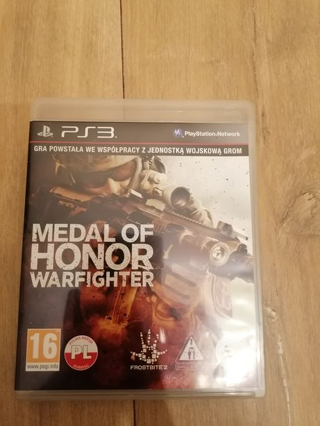 Medal of honor warfighter PS3 PL