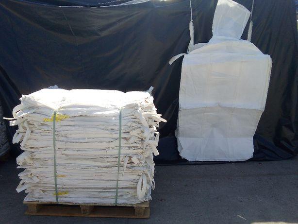 Worki Big Bag Używane na art Przemysłowe wysokość 165cm Jednakowe
