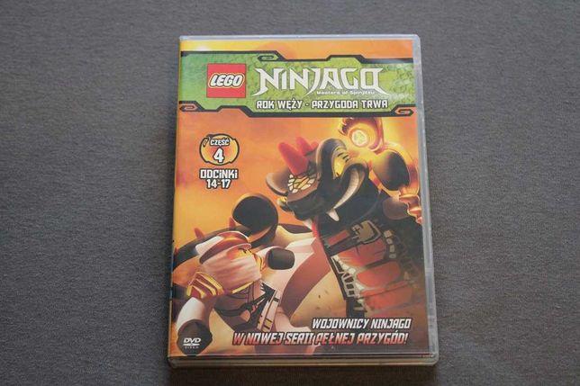Lego Ninjago Rok Węży - Przygoda trwa