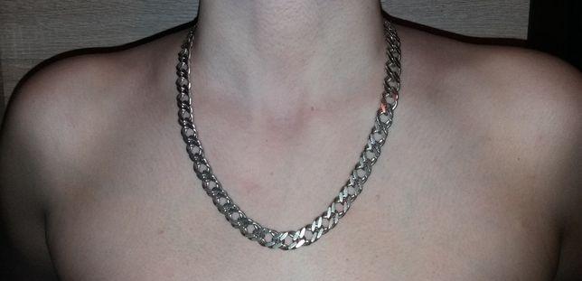 Sprzedam łańcuch łańcuszek srebrny od jubilera