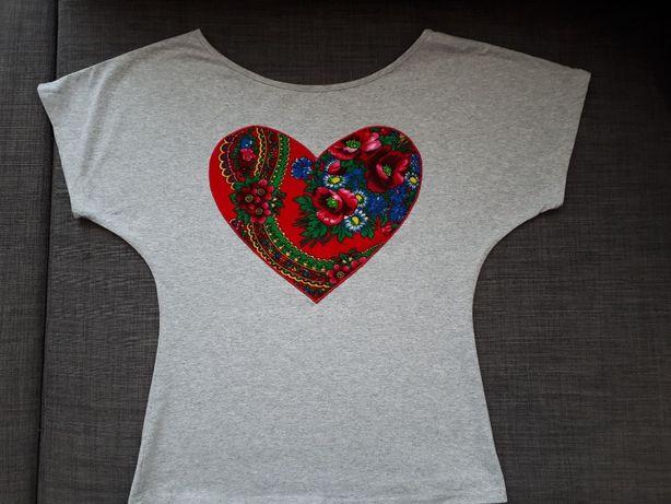 """""""Góralski"""" t-shirt S / 36"""
