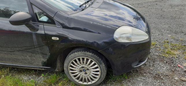 Błotnik Prawy Przedni Przód FIAT GRANDE PUNTO 05r-09r 891/B