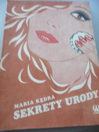Sekrety urody - Maria Kędra