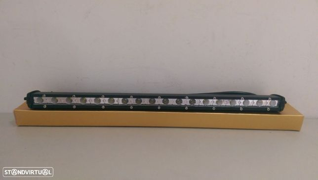 Barra Led Super Slim 72 Watt Cree Led FHK-7224Q com 6750 Lumens