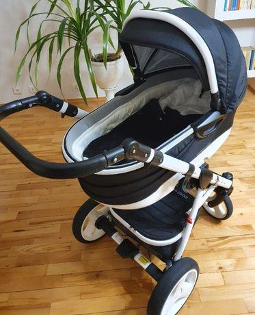 Coto Baby Wózek 3 W 1 Aprilia Black