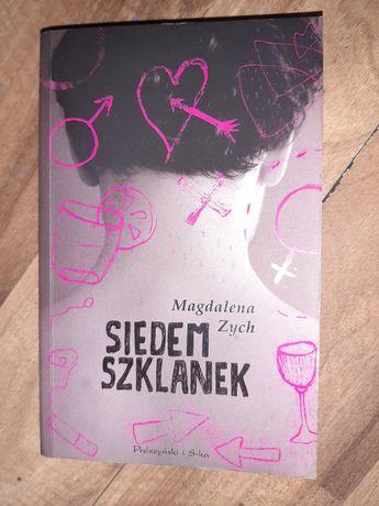 Siedem szklanek Magdalena Zych