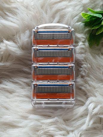 Gillette fusion wkłady