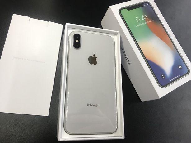 Магазин iPhone X 10 256 silver ИДЕАЛ Neverlock Гарантия 3 мес