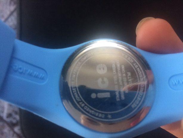 Nowy nigdy nie noszony Zegarek Ice Watch niebieski wodoszczelny