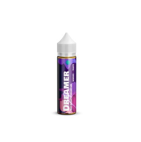DREAMER жидкость для электронной сигареты вейпа 60 мл 0мг 1.5 мг 3 мг