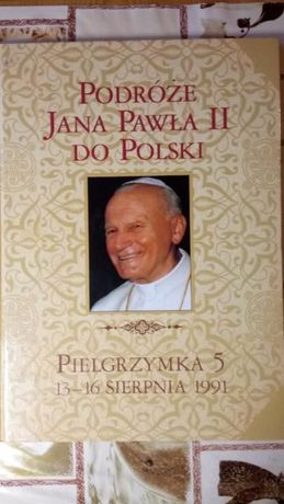 Podróże Jana Pawła II do Polski - pielgrzymka 5