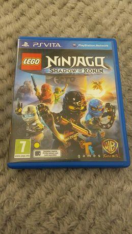 Gra ps-vita Lego Ninjago Shadow of Ronin