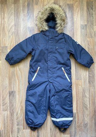 Зимний комбенизон H&M 3-4 года 104 см.