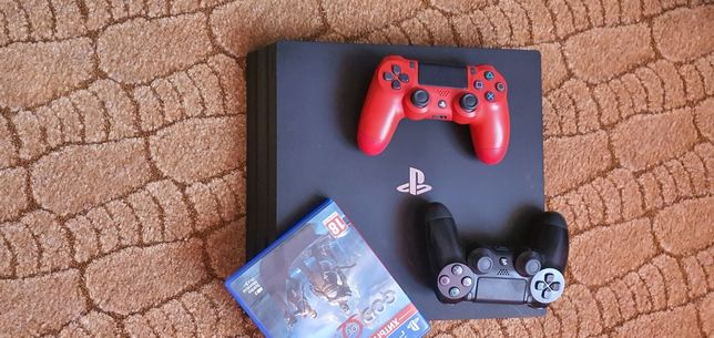 Play Station 4. PS4 pro 1tb