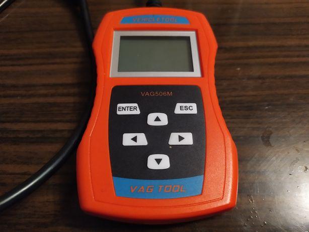 Tester diagnostyczny VAG506M