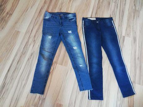 Spodnie dla dziewczynki 152
