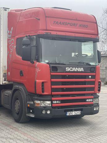 Scania 124 420/ 2001 Polecam