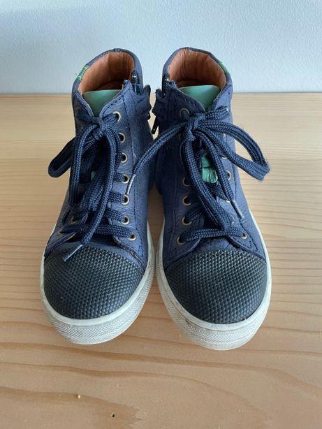 Шкіряні дитячі черевики Bundgaard, ботинки, кеди,