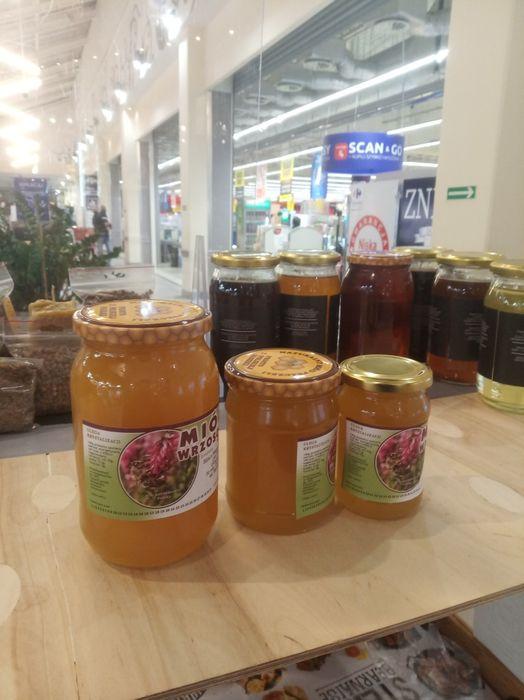 Miód Wrzosowy i nie tylko a także inne wyroby pszczelarskie Barcice Dolne - image 1