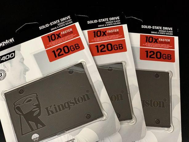 Disco SSD 120GB Kingston