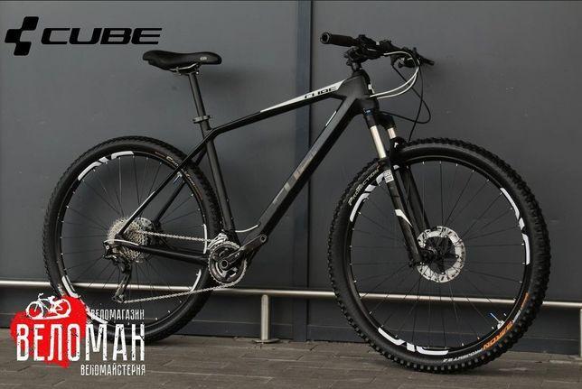 Горный велосипед Cube REACTION C:62 29 Trek Scott Giant Specialized