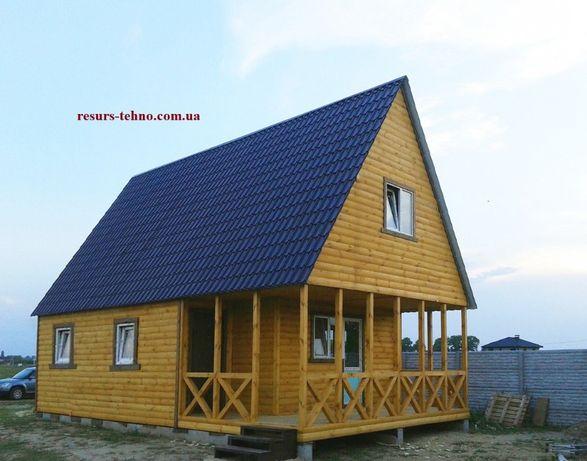 Дачный домик заказать по хорошей цене