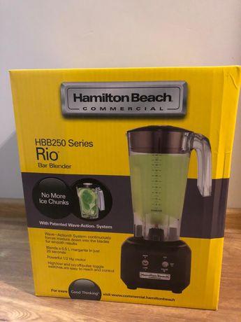 NOWY blender kielichowy Hamilton Beach HBB250 Rio 1,25l 450W jak smeg