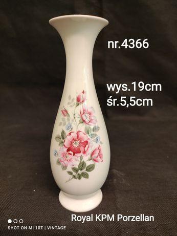 Porcelanowy wazon Royal KPM Porzellan nr.4366