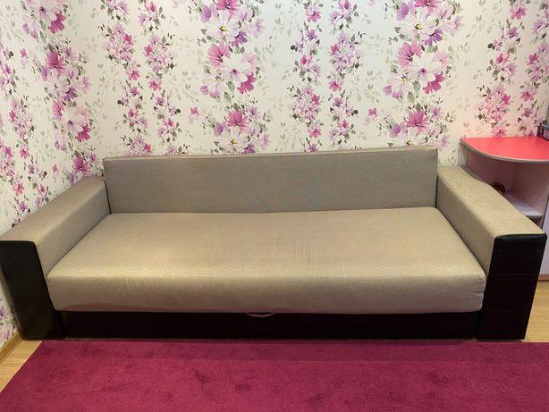 Продам серый  диван